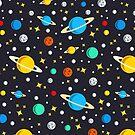 Planets Pattern by sirwatson