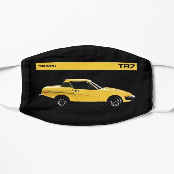 Triumph TR7 - Jaune Masque sans plis