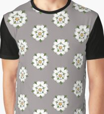 Reyt Good Yorkshire Rose. Graphic T-Shirt