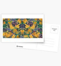 flores amarillas Postcards