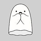 Scared Ghost by kimvervuurt