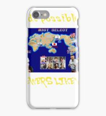 Viewers Like You: Championship Edition iPhone Case/Skin