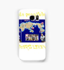 Viewers Like You: Championship Edition Samsung Galaxy Case/Skin