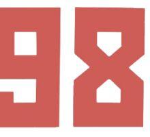 Gosha Rubchinskiy: 1984 Sticker