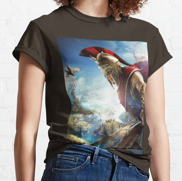 Assassins Creed T-shirt classique