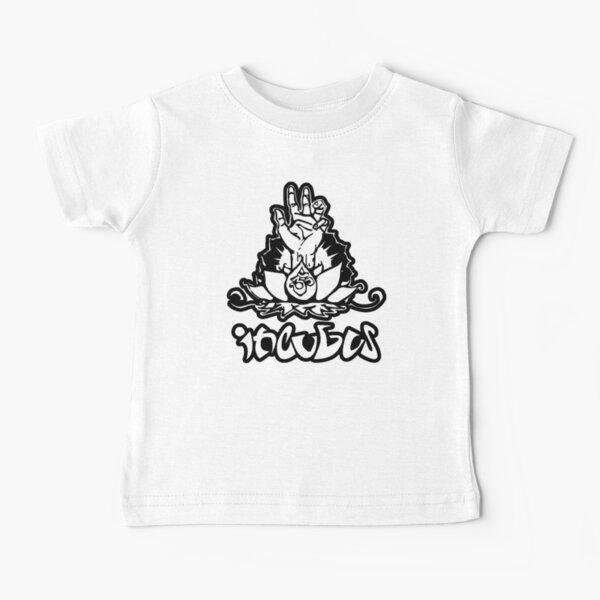 the lotus hand Baby T-Shirt