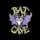 Bat Cave by blacklilypie