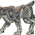 Mechanimal - Lynx by derangedhyena