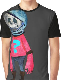 Space Kid Graphic T-Shirt