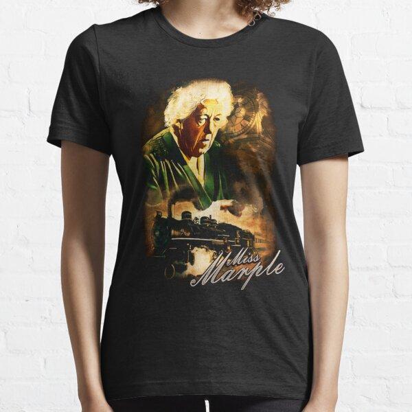 Klassische Agatha Christie Fräulein Marple Essential T-Shirt