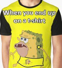 Primitive Sponge Graphic T-Shirt