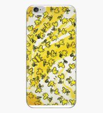Woodstock - Paint iPhone Case