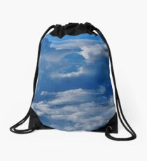 close to heaven? Drawstring Bag