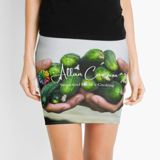 Allan Campion - Signature Range One Mini Skirt