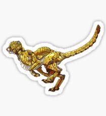 Mechanimal - Cheetah  Glossy Sticker