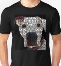 Stone Rock'd Dog 2 by Sharon Cummings T-Shirt