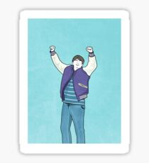 Steve Holt Sticker
