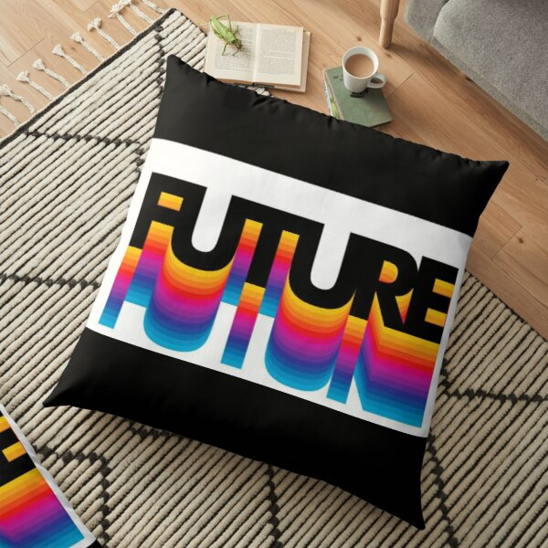 Future Floor Pillow
