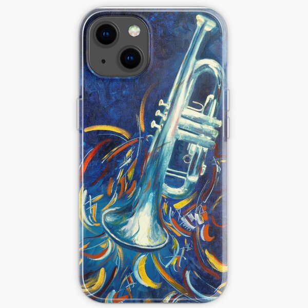 Trumpet iPhone Soft Case