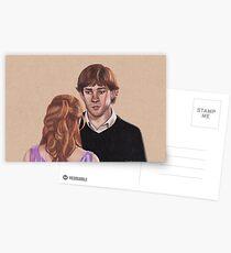 The Confession Postcards