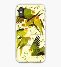 Carolina-Sittich iPhone-Hülle & Cover