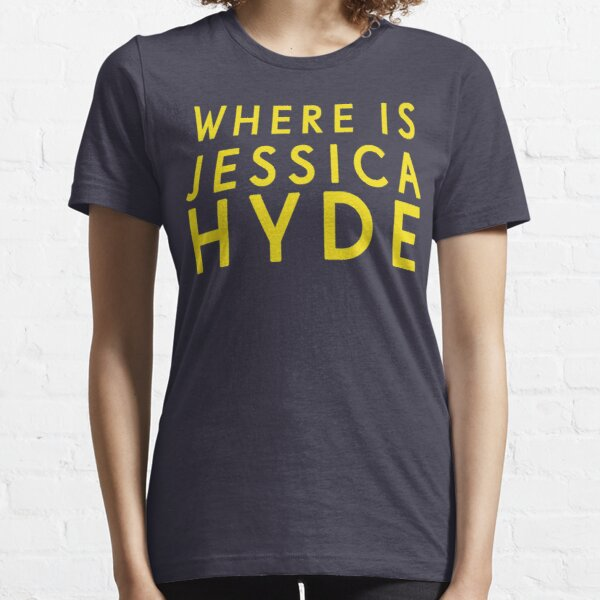 'Where is Jessica Hyde' from Channel 4's Utopia  Essential T-Shirt