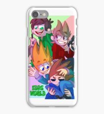 Eddsworld Poster iPhone Case/Skin