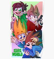 Eddsworld Poster Poster