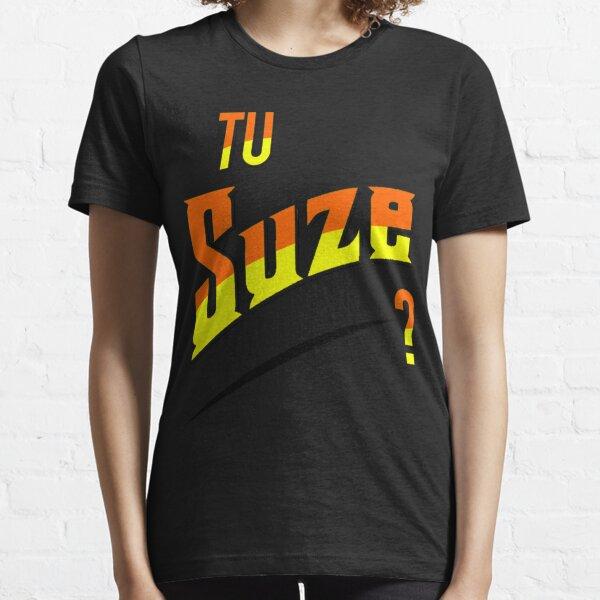 Vous suze T-shirt classique T-shirt essentiel
