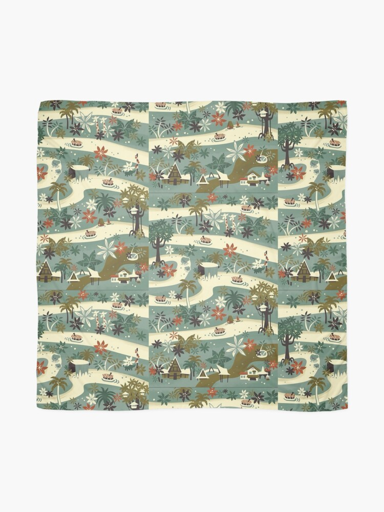 Alternate view of Jungle Cruise Scarf