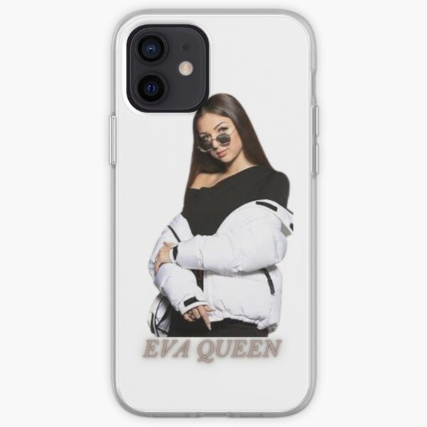 Reine Eva Coque souple iPhone