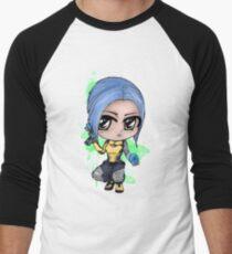 Maya Chibi Baseball ¾ Sleeve T-Shirt