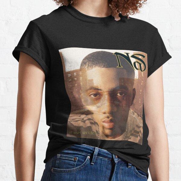 It was written Classic T-Shirt