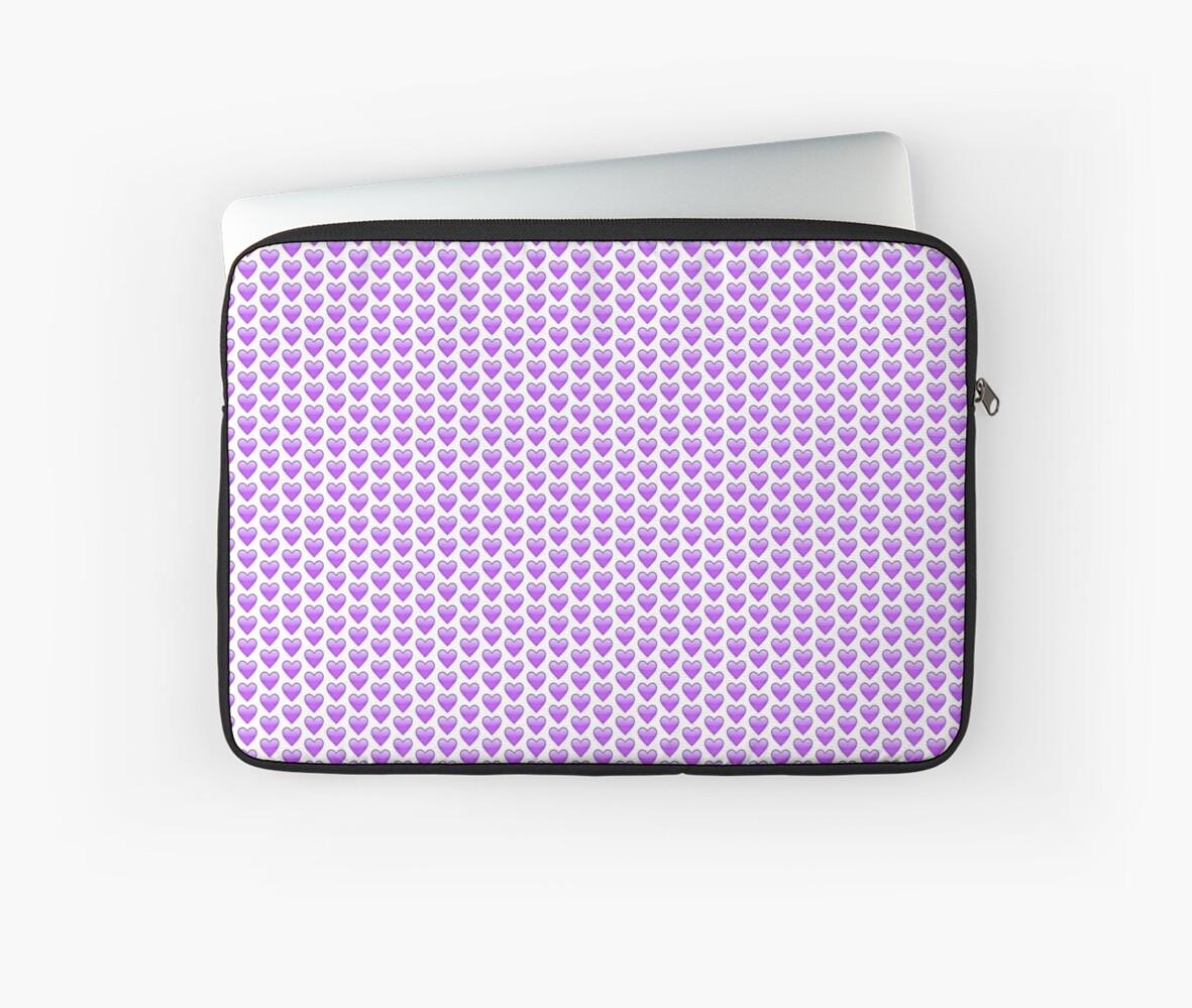 purple heart emoji by brogy2323
