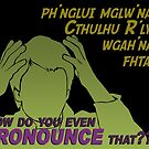 Miscellaneous - how do you even PRONOUNCE that??? by MelisaOngMiQin