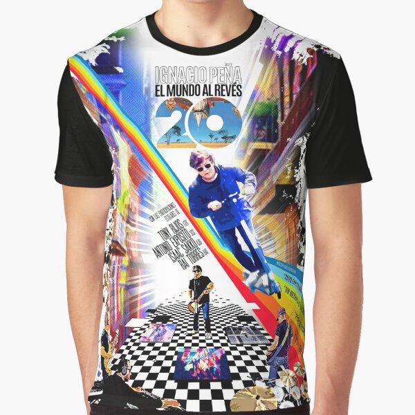 Ignacio Peña: El Mundo al Revés 20 Camiseta gráfica