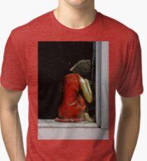 Lean on Me.... Tri-blend T-Shirt