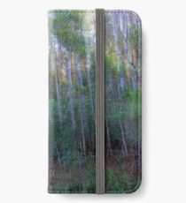 Forest for the Trees for the Forest iPhone Wallet