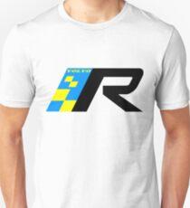 Volvo R Design Racing Graphic BLK2 T-Shirt