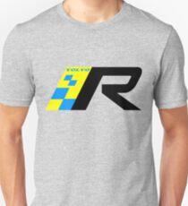Volvo R Design Racing Graphic BLK T-Shirt