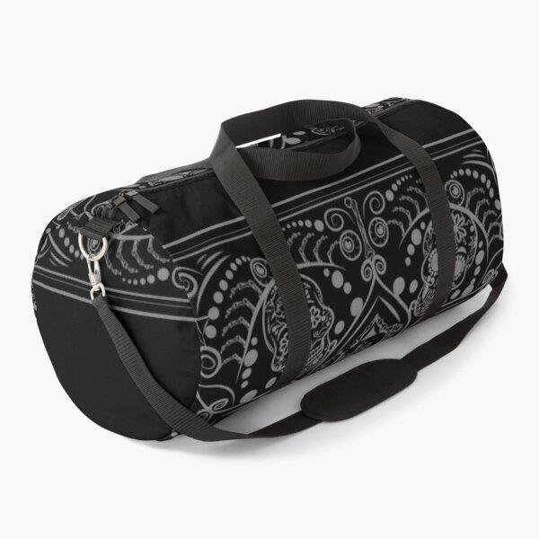 Pattern Skulls Duffle Bag