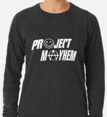 Project Mayhem Lightweight Sweatshirt
