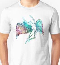 ICARUS THROWS THE HORNS - monet waters ***FAV ICARUS GONE? SEE BELOW*** T-Shirt