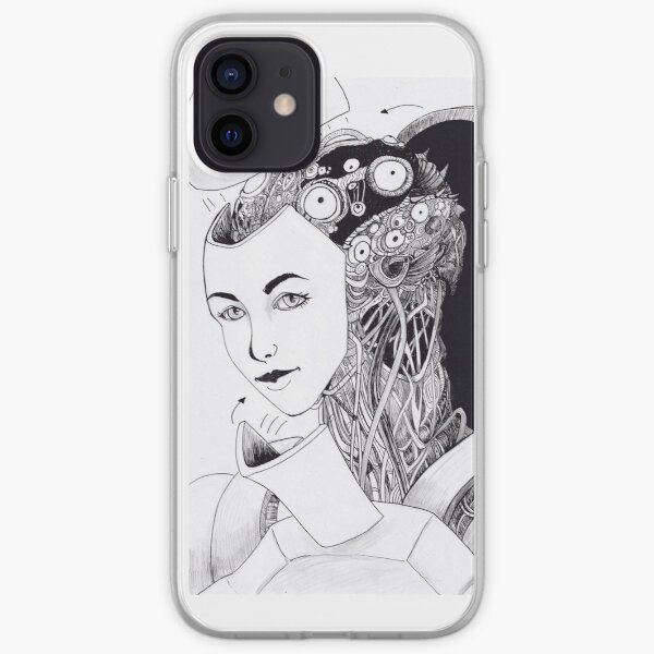 The visitor iPhone Soft Case
