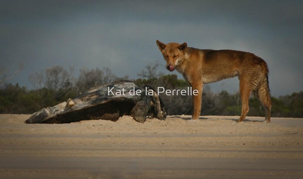 A Loss, But A Gain.... by Kat de la Perrelle