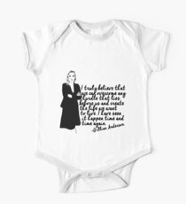 Gillian Anderson, I truly believe... Kids Clothes