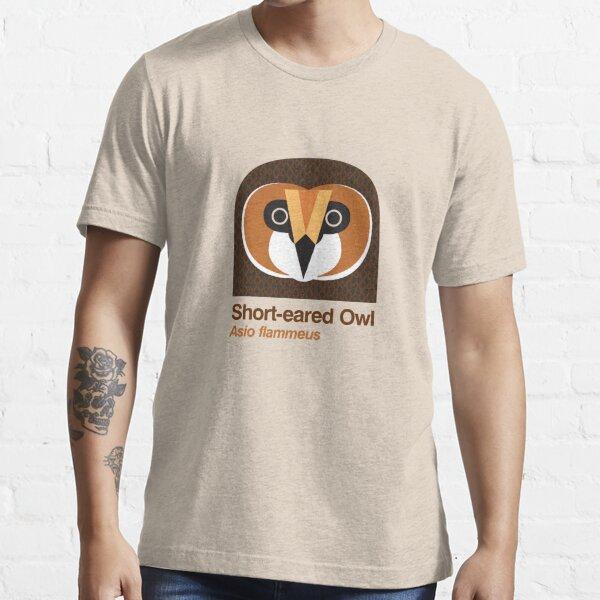 Short-eared Owl Essential T-Shirt