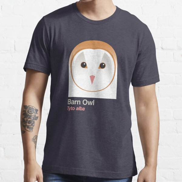 Barn Owl Essential T-Shirt
