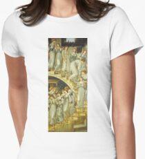 Edward Burne-Jones  - The Golden Stairs 1880. Burne-Jones  - woman portrait. T-Shirt