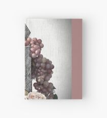 Sketching a Wine Tasting Evening Hardcover Journal